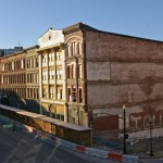 UNDER A NEW AGREEMENT, MOST OF LOUISVILLE'S WHISKEY ROW BLOCK WOULD BE TORN DOWN.